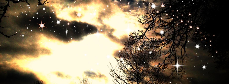 galaxy space night april 2
